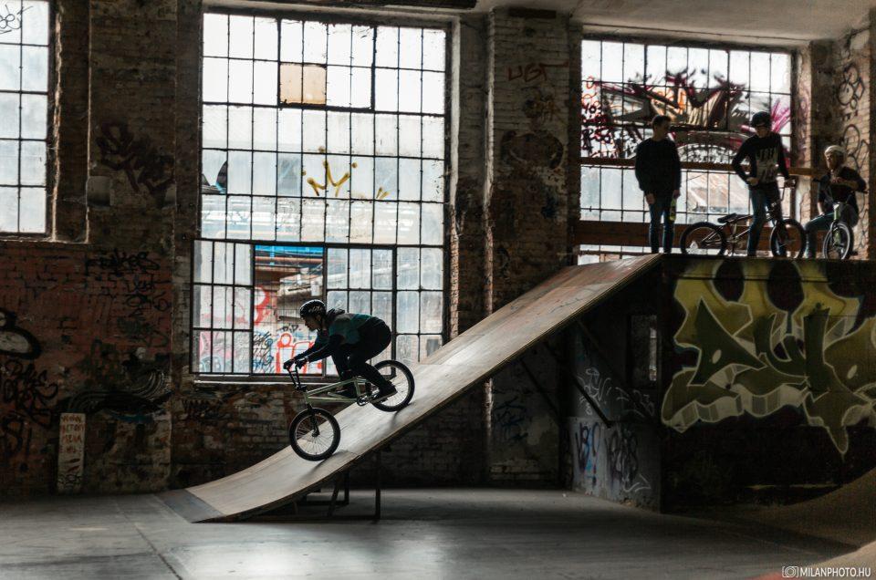 Freestyle BMX OB 2017