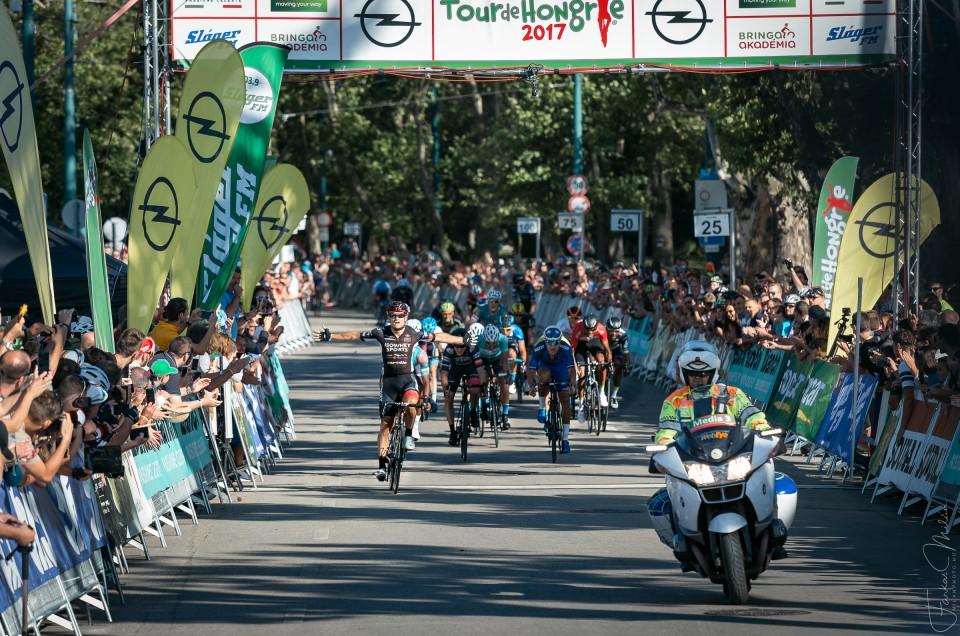 Tour de Hongrie 2017 – Befutó